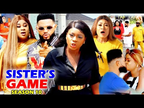 SISTERS GAME SEASON 10 - (New Hit Movie) Destiny Etiko 2020 Latest Nigerian Nollywood Movie Full HD