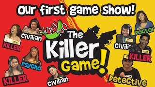 Video The Killer Game EP1 - The Best Detective VS The Best Liar. MP3, 3GP, MP4, WEBM, AVI, FLV April 2019