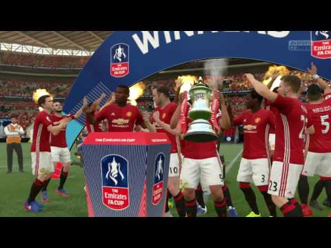 FIFA 17 The Emirates FA Cup