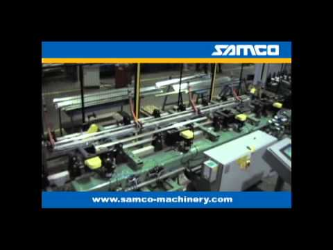Samco Machinery Garage-Door-Track-Full-Line