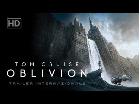 OBLIVION - Trailer internazionale ufficiale (versione italiana) [HD]