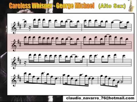 Sexy sax man careless whisper