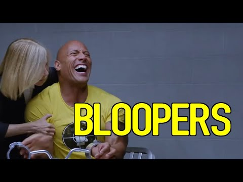 Central Intelligence - Bloopers, Gag Reel, Outtakes