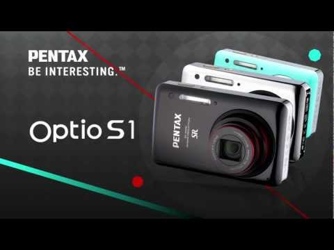 Pentax Optio S1 Product Tour