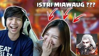 Video MiawAug Nikah Di Game - Swords of Immortals - Indonesia MP3, 3GP, MP4, WEBM, AVI, FLV Oktober 2017