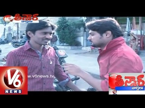 Malakpet Yadagiri Chesedi Dadagiri but Now Interviewing People Teenmaar News