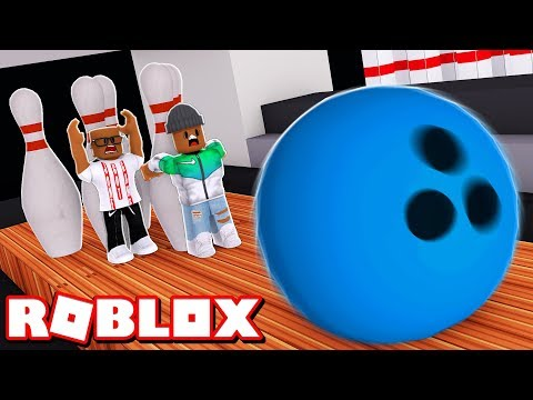*NEW* ESCAPE THE BOWLING ALLEY IN ROBLOX