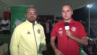 O pré-jogo de Flamengo x Palmeiras, pelo primeiro turno do Campeonato Brasileiro 2017. -------------- Seja sócio-torcedor do...