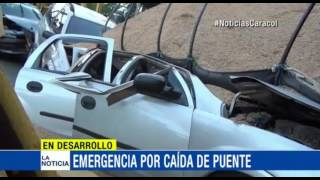 EMERGENCIA POR CAÍDA DE PUENTE EN CASANARE