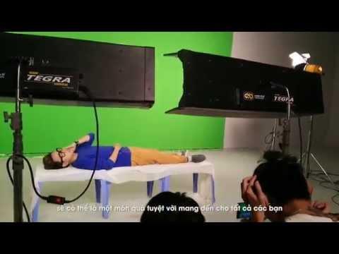 MV - Bốn Chữ Lắm -  Behind the scenes official - Trúc Nhân - Trương Thảo Nhi - Thời lượng: 6 phút và 48 giây.