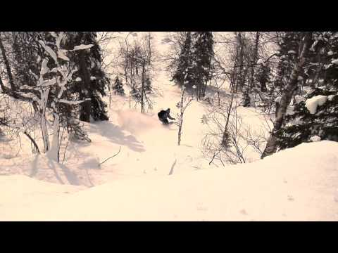 Visit Finland downhill skiing in Finland