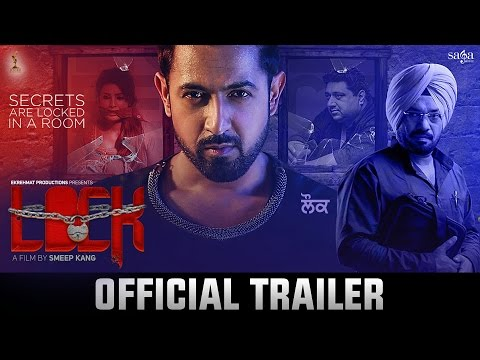 Gippy Grewal : Lock (Official Trailer)   Latest Punjabi Movies  2016   Unlocking on 14 Oct