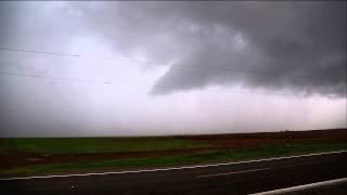 Osceola (AR) United States  city images : Tornadic Storms South of Osceola, Arkansas - October 13, 2014