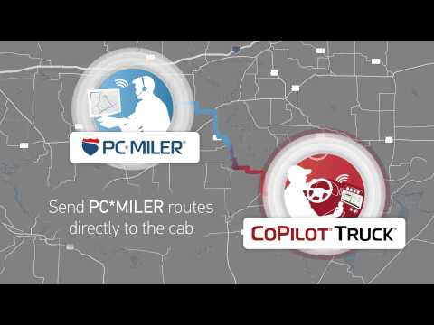 Video of CoPilot Truck USA & CAN
