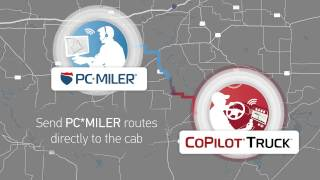 CoPilot Truck USA & CAN YouTube video