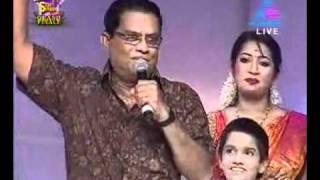 Video Jagathy blasting Renjini nd star singer  judges.wmv MP3, 3GP, MP4, WEBM, AVI, FLV Mei 2018