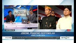 Video Jokowi-Prabowo Segera Bertemulah! MP3, 3GP, MP4, WEBM, AVI, FLV Mei 2019