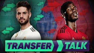 Paul Pogba Is Ready To QUIT Manchester United For Real Madrid?! | Transfer Talk by Football Daily