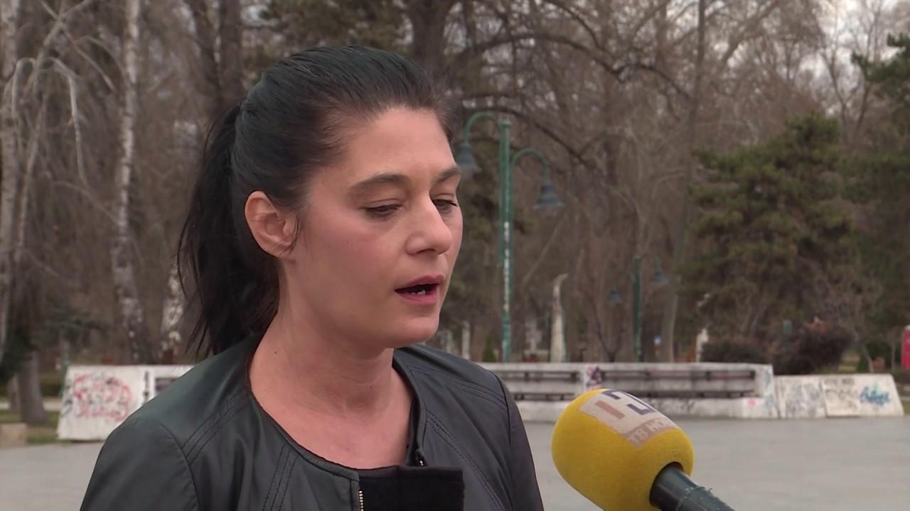 Интервју со Лабина Митевска