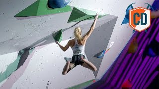 Janja Garnbret Wins Back To Back Bouldering World Champ Golds | Climbing Daily Ep.1474 by EpicTV Climbing Daily
