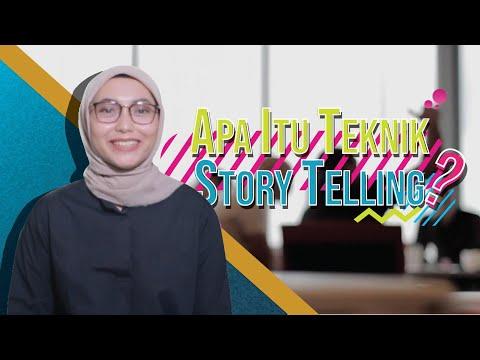 Teknik Storytelling dalam Transfer Pengetahuan