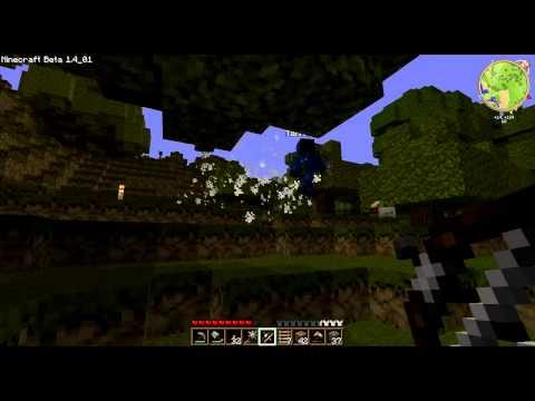 Let's Play Minecraft Beta SMP! - 005 - Trespasser (ctye85)