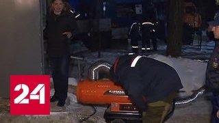 В Красногорске котельная не выдержала нагрузок в сильный мороз