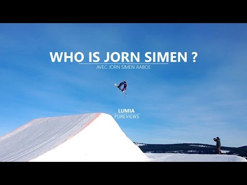 "Image TEASER LUMIA PUREVIEWS  ""WHO IS JORN SIMEN ?"""
