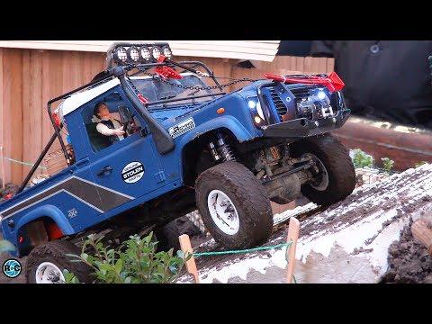 RC Crawler & Scaler 📌 Emsland Modellbau Lingen 2018