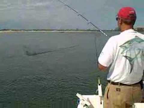 Short NC Flounder Video Clip