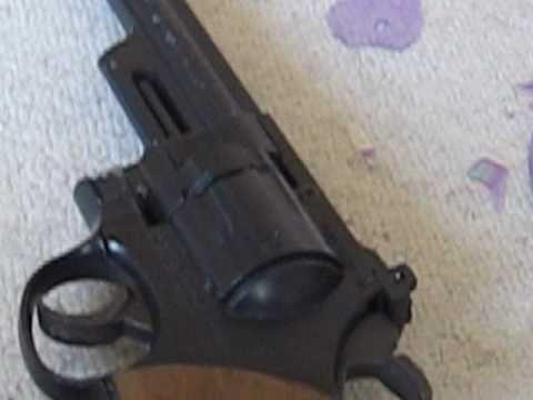 0 Пневматический пистолет револьвер Daisy Powerline 44