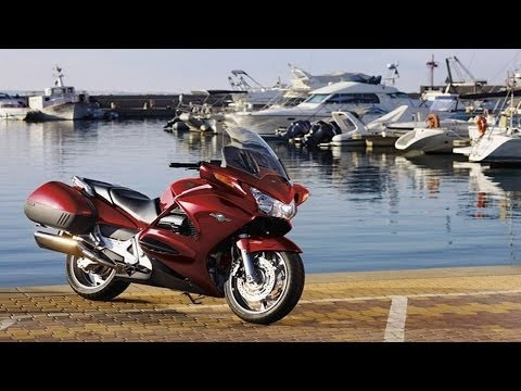 Honda ST1300 Pan European - 2014