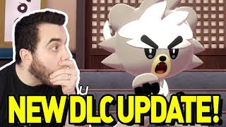 NEW POKEMON DIRECT REACTION! DLC UPDATE and MORE! Pokemon Sword and Shield by aDrive