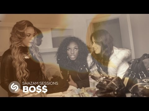 fifth - The world needs a new superstar girl group and fast. Fortunately, Fifth Harmony are more than up to the task, as this exclusive, sassy and stripped-back performance of their hit single 'Bo$$'...
