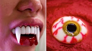Video Try these 6 mad scientist treats for the spookiest Halloween ever! | DIY Halloween Treats | So Yummy MP3, 3GP, MP4, WEBM, AVI, FLV November 2018
