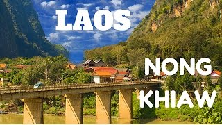 Nong Khiaw Laos  city images : Nong Khiaw, Laos, Jan 2016 | Twobirdsbreakingfree