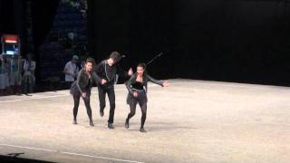 Planet Dance Martin Trio, Tap Dance World Championships 2011 (Gold Medal) - YouTube