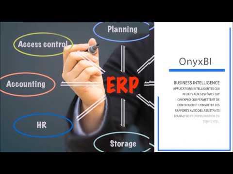 Progiciel Onyx ERP Algerie Oran