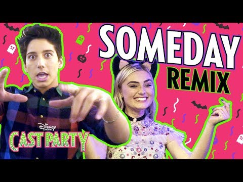 Someday Remix | ZOMBIES Cast Party | ZOMBIES | Disney Channel