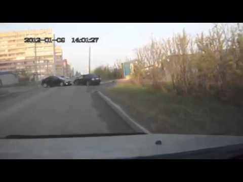 Авария в Красноярске