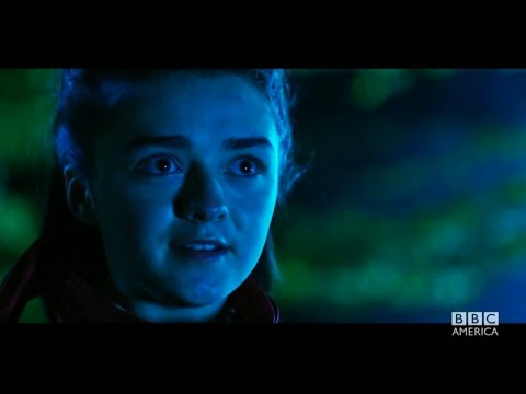 "Capaldi: Maisie Williams' Character Is ""cosmic"""