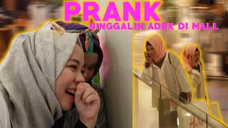 Download Video PRANK NINGGALIN ADEK DI MALL! Maaf ya...... :* MP3 3GP MP4