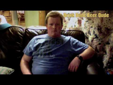 Dude Beer Ad. (OLD SPICE COMMERCIAL PARODY)