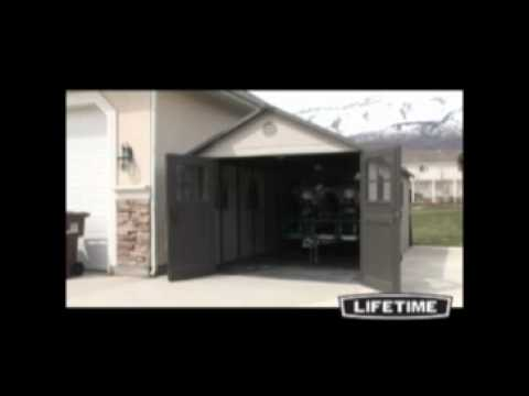 Lifetime 11x21 Garage Kit (model 60237)