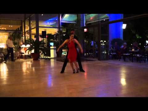 "Tango Argentino – ""Travel around the World"" by connecting Arts"