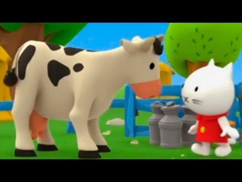 Мультики Детям - Мусти - На ферме (видео)