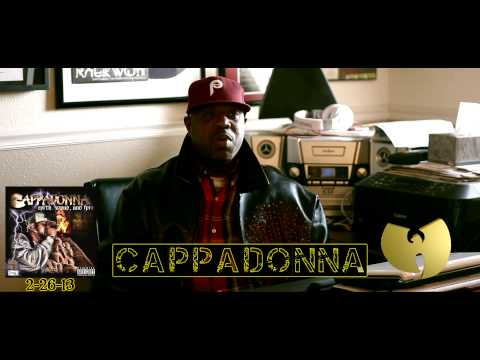"Cappadonna ""Eyrth, Wynd & Fyre"" 2-26-13 Webisode #2 RBC RECORDS"