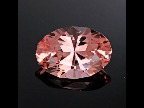 Morganite 7.10 Carats With Natural Color