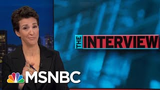 Doctor Who Sounded Alarm Keeps Spotlight On Flint With New Book | Rachel Maddow | MSNBC