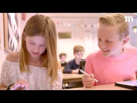 Matteappen - live in classroom